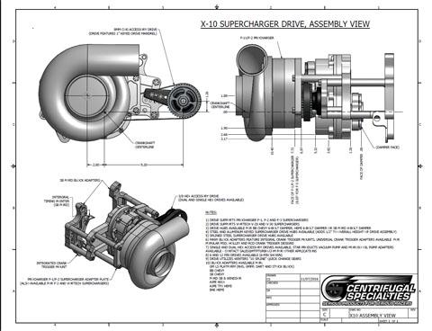 x-10 layout