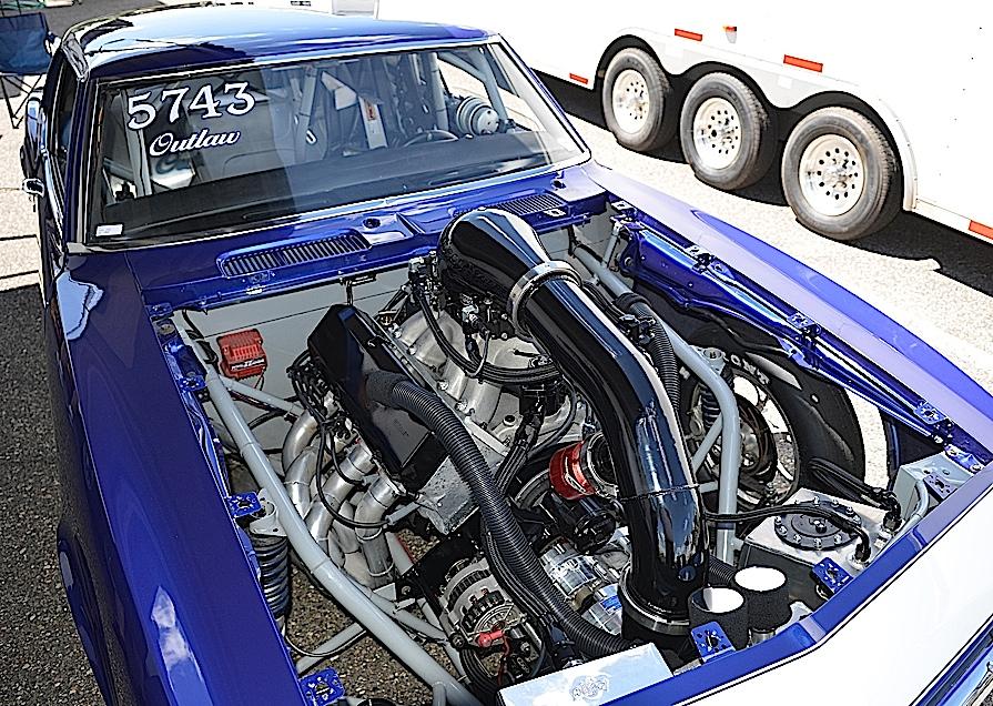 BB Chevy F3 install