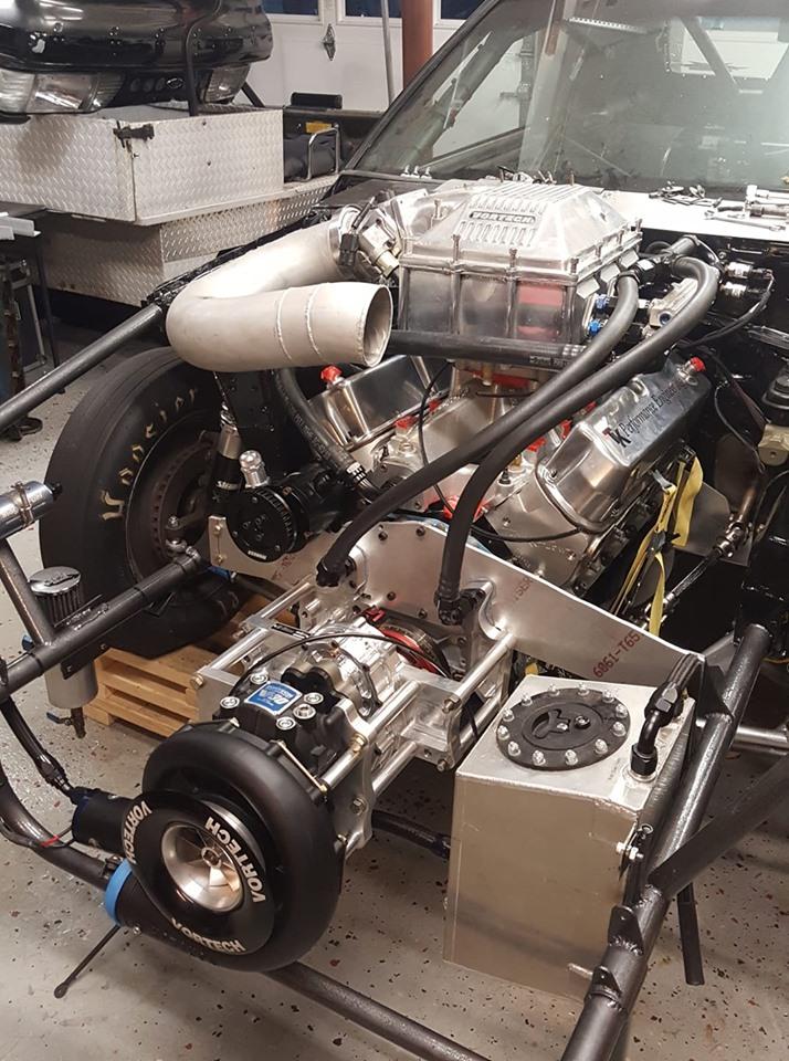 SB Ford Vortech V-30 install